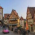 Rothenburg ob der Tauber – Ciudad de encanto